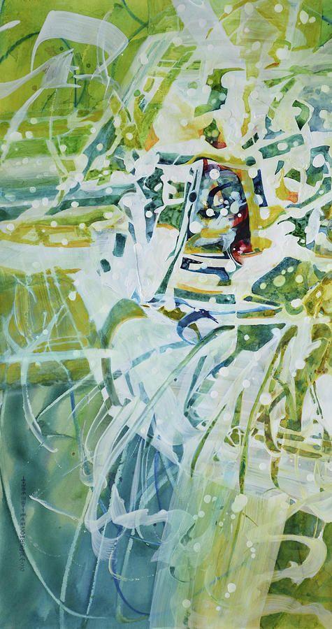 Lynda Hoffman-Snodgrass - Sea Foam