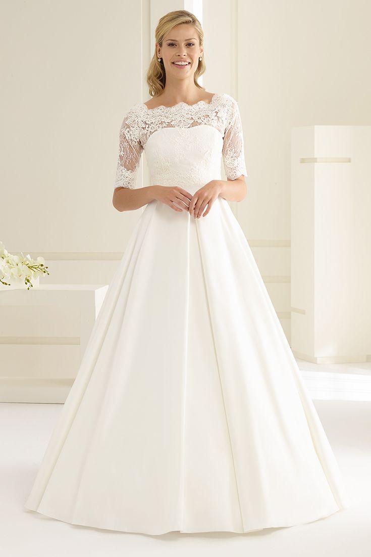 LILYA dress from Bianco Evento  #bridaldress #weddingdress