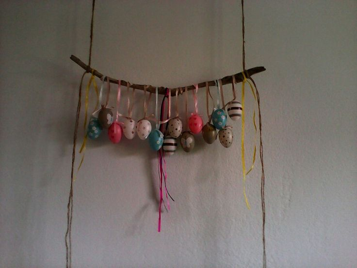 Easter wall decoration