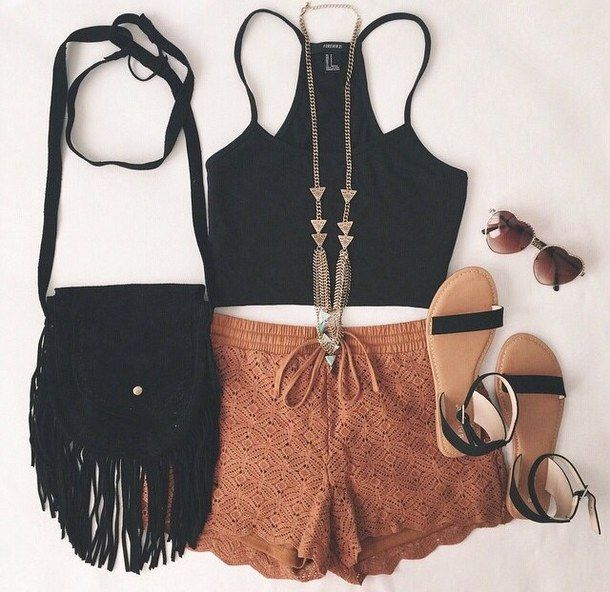 boho, chic, clothes, clothing, cute, fall, fashion, festival, hippie, indie, music, outfit, style, summer, ootd
