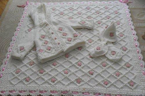 tunus-afgan-orgusu-bebek-battaniye-ornekleri