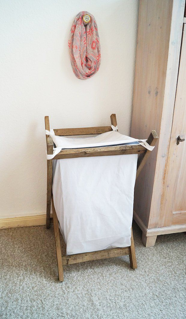 25+ best ideas about Wooden Laundry Hamper on Pinterest ...