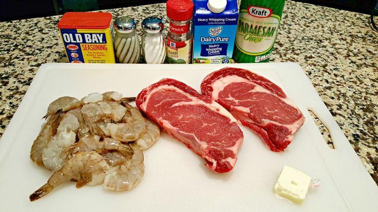 how to cook garlic steak