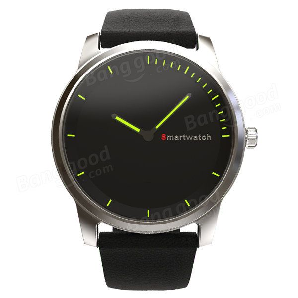 N20 Bluetooth Smart Quartz Watch IP68 Diving 30M Pedometer Remote Camera Sapphire Crystal Smartwatch at Banggood