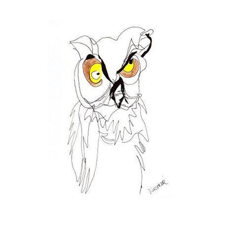 Contour Line Drawing Animal : Best images about blind contour on pinterest
