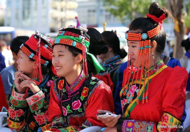 CHINA-INNER MONGOLIA-HOHHOT-ARTS FESTIVAL (CN)