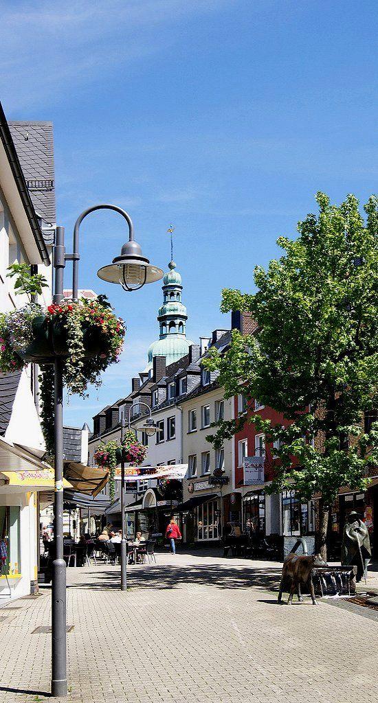 Siegen (Nordrhein-Westfalen), Deutschland