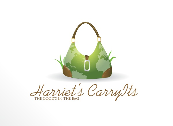 Harriet's Carry  Logo Design