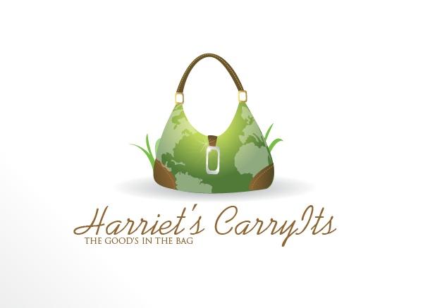 Harriet's Carry  Logo Design