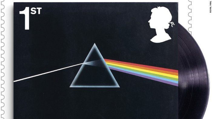 Οι Pink Floyd έγιναν γραμματόσημο στη Βρετανία |thetoc.gr