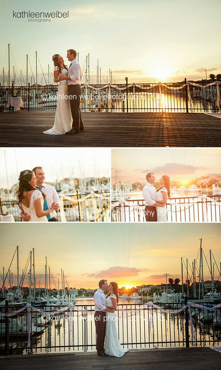 low budget wedding new jersey%0A Kathleen Weibel Photography  Kemah Wedding Photographer  Beautiful Marina  Wedding