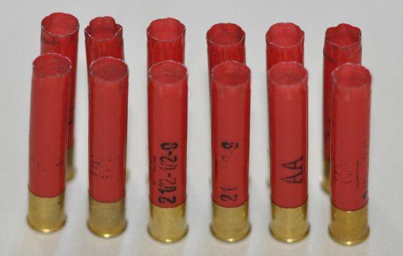 Winchester AA 410 Gauge Shotgun Shell Hulls  by OnTargetJewelry