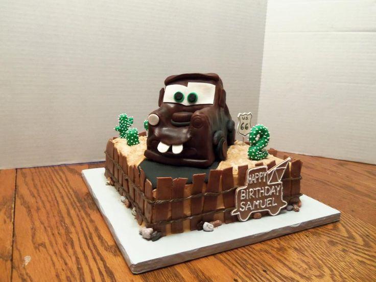 Toooooow Mater