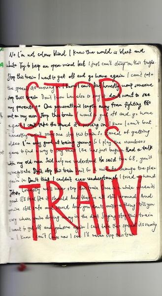 Stop this train-John Mayer