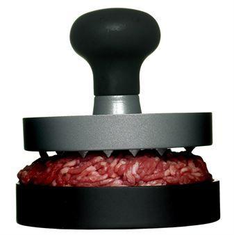 BBQ hamburgerpresse fra ScandinavianDesignCenter. Om denne nettbutikken: http://nettbutikknytt.no/scandinaviandesigncenter/