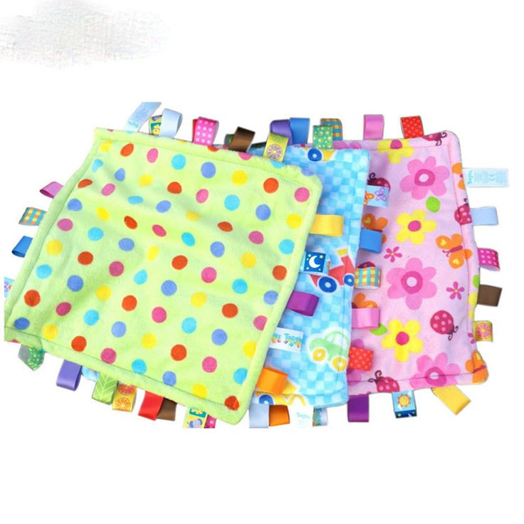 30*30cm Baby appease towel Baby calm wipes baby towel YYT015-YYT021