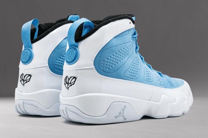 """Sneaker Talk: Air Jordan 9 """"For The"""