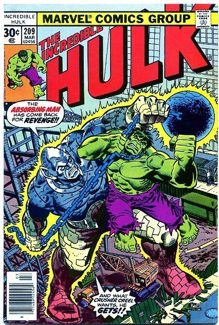 If Absorbing Man is that size he will probably end up costing $500 considering that the new hulks run about 250 apiece. Description from statuemarvels.com. I searched for this on bing.com/images