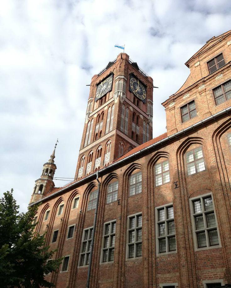 Dzień dobry Toruń.  Dobranoc Toruń.  #city #torun #morning #saturday