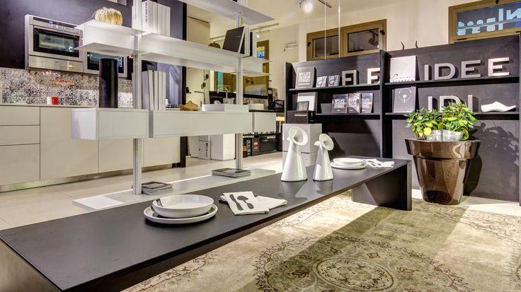 Una visione degli interni del nostro showroom di Pistoia, tutto rigorosamente Made in Italy // Interni Mood 039 - Pistoia