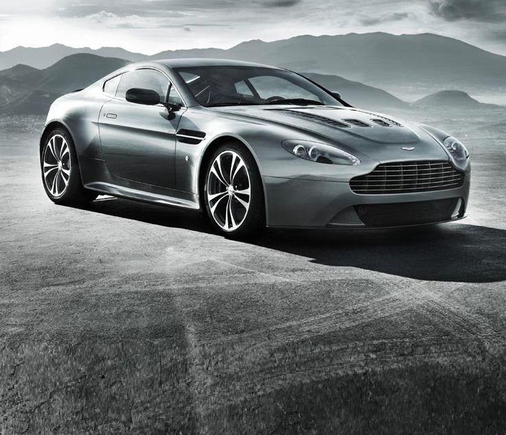 The Aston Martin Vantage Range