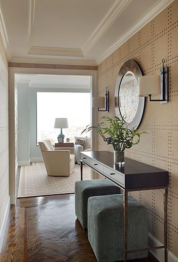 Charming Gallery | Four Seasons Two Bedroom | Lewis Interiors | Boston Interior  Designers   Wall