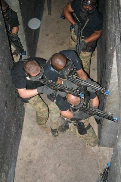 Special Task Force - Special unit of the South African Police Service.