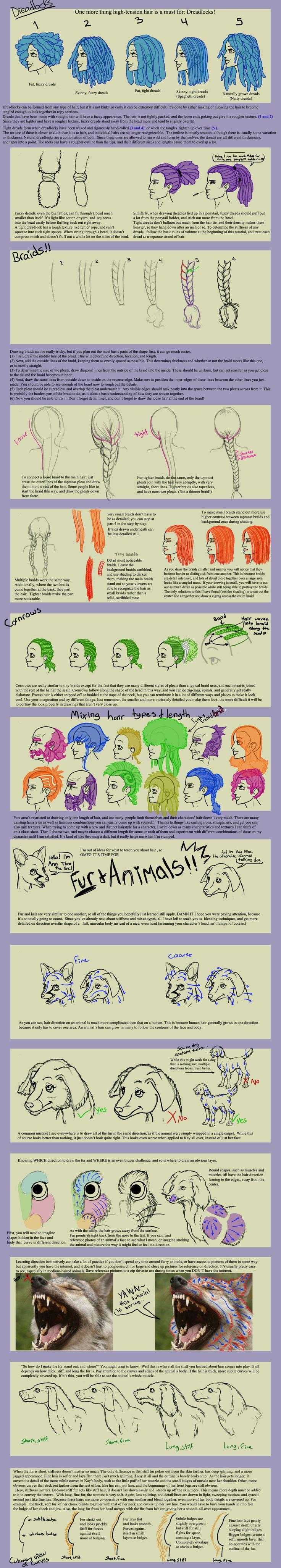 Gribby's super-thorough Hair Tutorial3 by Deskleaves.deviantart.com on @deviantART