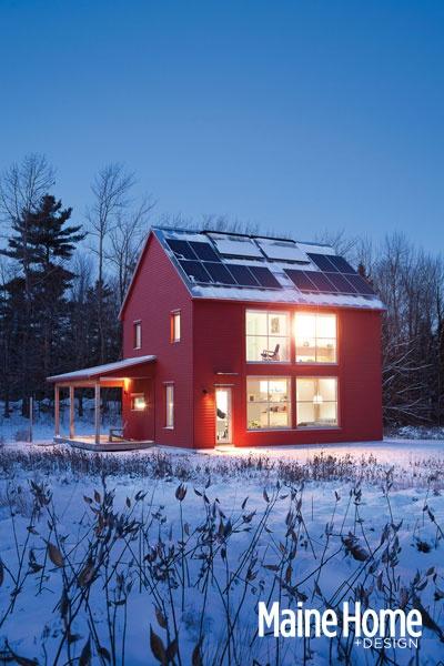 Passive Impressive Passive Solar Homespassive