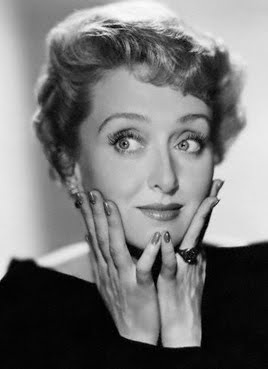 Betty Garrett---No it is not ! --- It is Celeste Holmes !