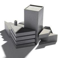 Tangram City Sculpture Puzzle