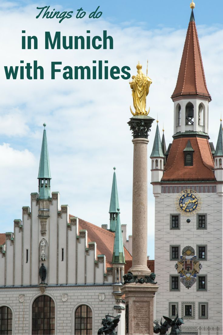 There are plenty of things to do in Munich with families, from surfing the Eisbach to dining on local cuisine. The difficult question is: where to begin?