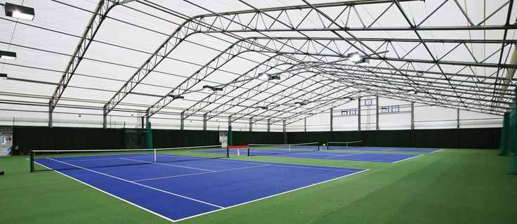 UT Indoor Tennis Courts Before And After | Residential/Commercial Tinting |  Pinterest | Indoor Tennis And Tennis