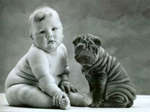 kids animals 33 Daily Awww: Cute kids, cute animals = double win! (