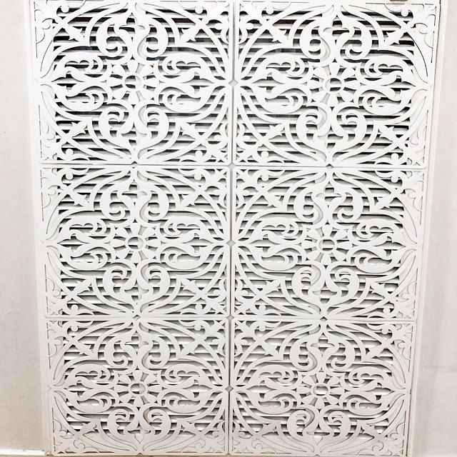 Medallion ReVent Cover Decorative Vent Covers in 2020