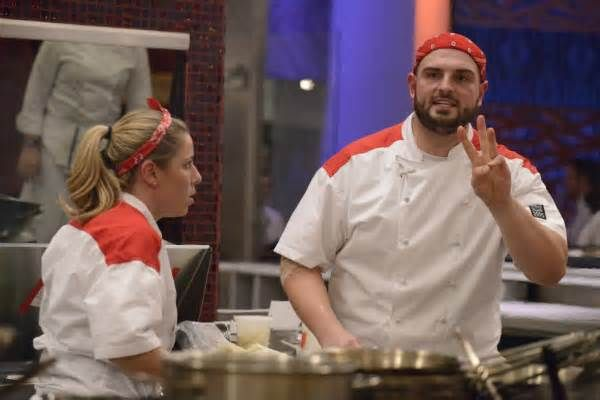 'Hell's Kitchen: All-Stars' Recap: This Dinner Service Comes with a Side of an Unexpected Twist On this episode of Hell's Kitchen, the competition continues to heat up as the teams have been switched up. When we last left Chef Ramsay and the All-Stars, he swapped Josh from the Blue Team for Robyn of the Red Team. Safe to say, this episode should ...