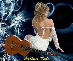 Galina Vale - a child prodigy raised in a family of musicians, Galina's performing career began at the age of eight.