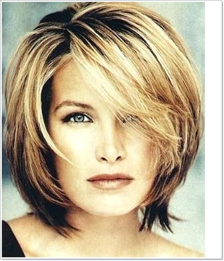 Image Result For Medium Length Hairstyle For Thick Coarse