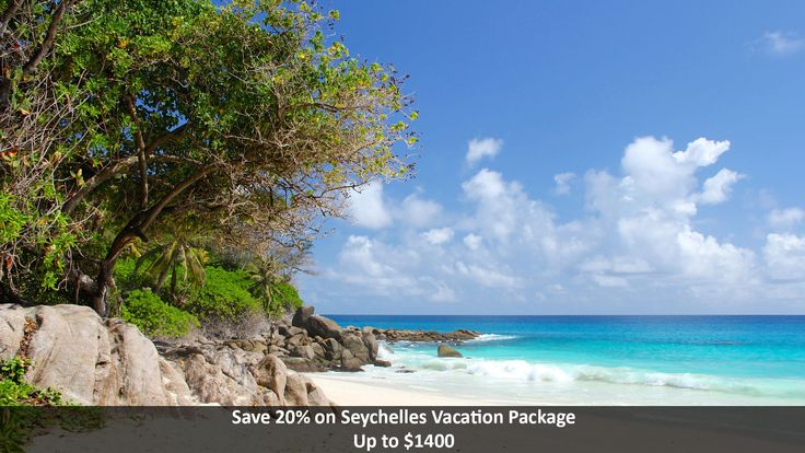 Save 20% on Seychelles Vacation Package - https://traveloni.com/vacation-deals/save-20-seychelles-vacation-package/ #Seychelle #luxuryvacation