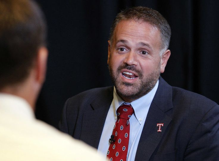 Matt's golden Rhule: New Baylor coach must recruit the state of Texas = If Matt Rhule returns the Baylor Bears to the top of the Big 12 standings, he'll be as popular in Waco as Chip and Joanna Gaines. If you're not into watching HGTV, they're the hosts of the highly-rated remodeling show.....