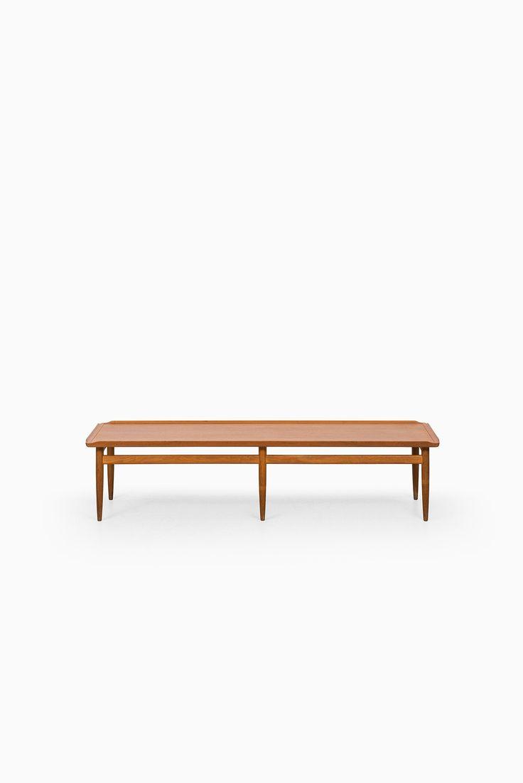 Kurt Østervig side table by Jason møbler at Studio Schalling