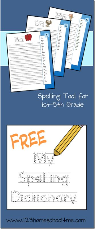 FREE Spelling Dictionary