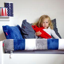 Povlak na bezpečnostní zábradlí postýlek IKEA | AESTHETIC