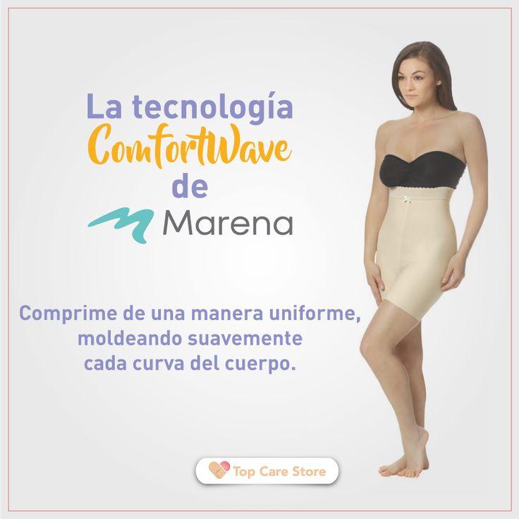 Después del parto o cirugía, recupera tu figura con las fajas de Marena. Conoce todos sus beneficios.