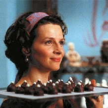 chocolat - Love, love, love this movie!