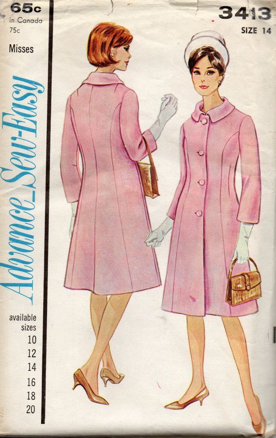 488 best Patterns images on Pinterest | Sewing patterns, Dress ...