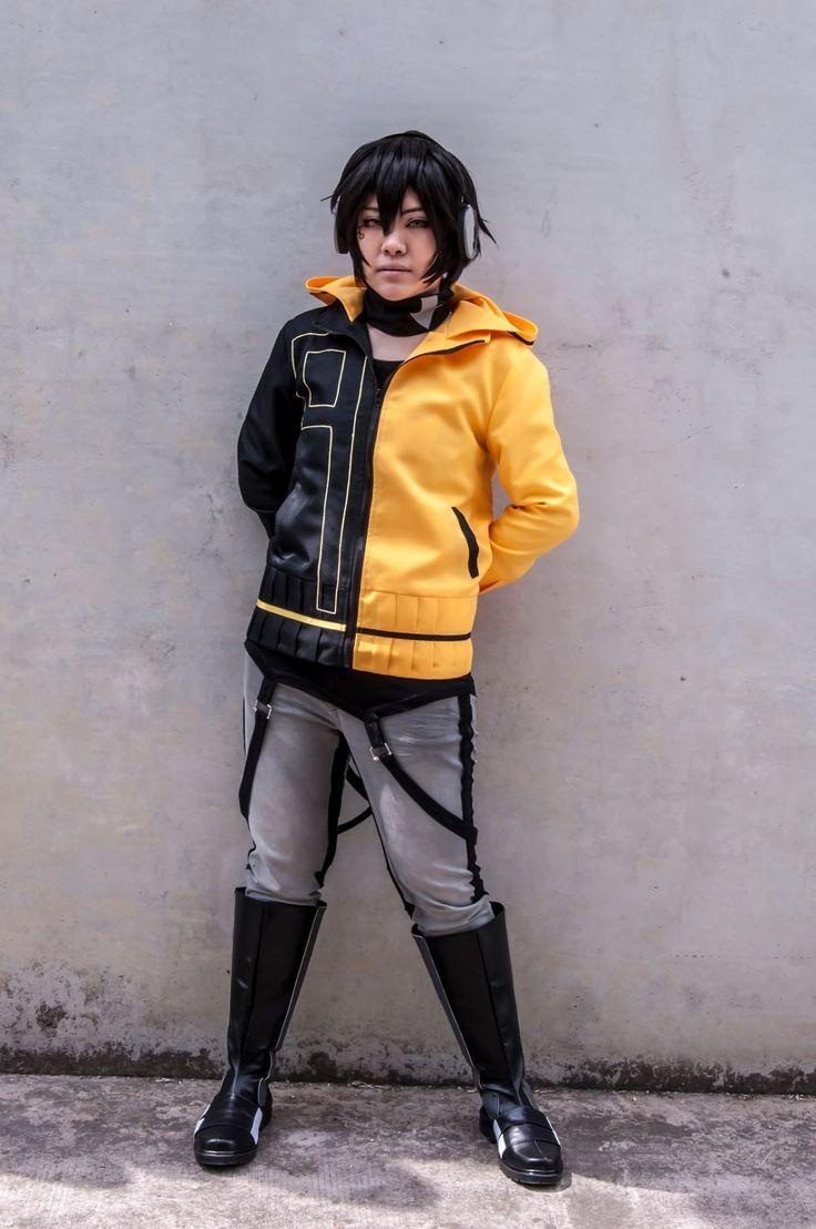 Kuroha Daze Version cosplay