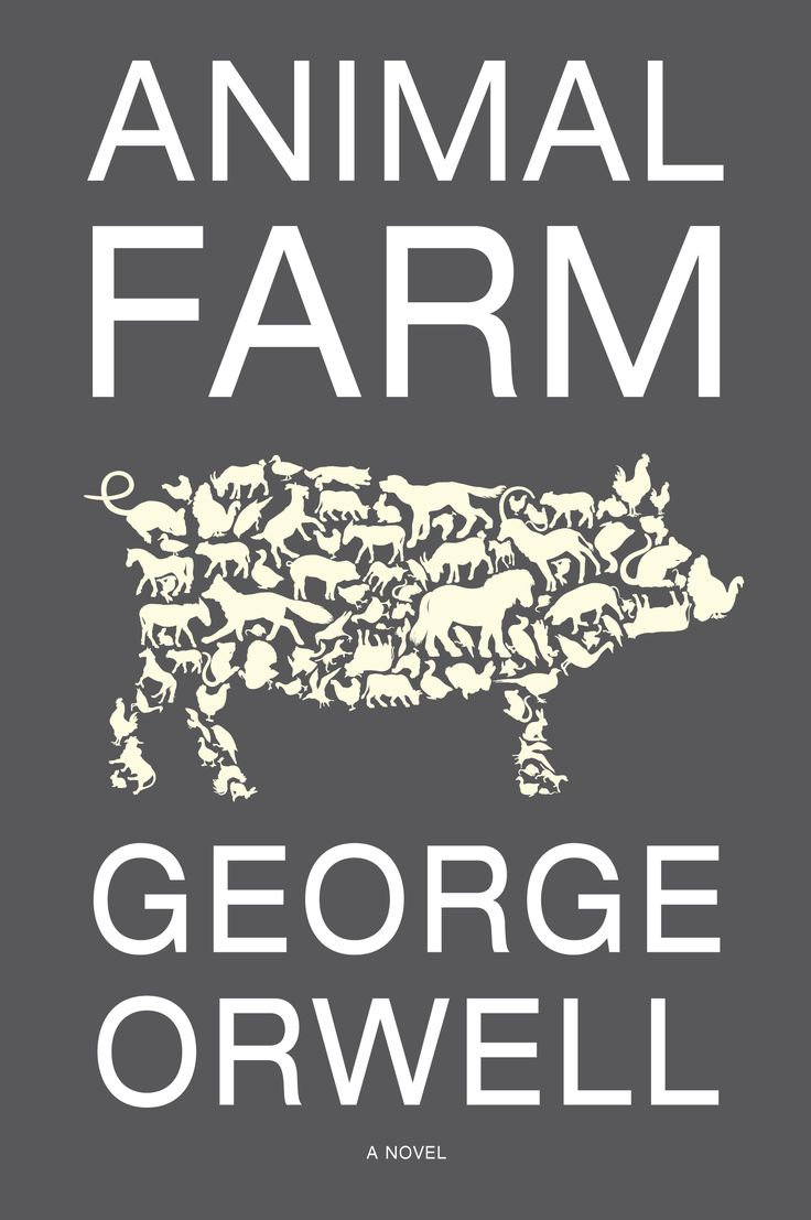 Animal farm orwell s ideal version of