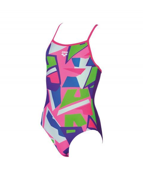 Girl's Jumble One Piece Swimsuit