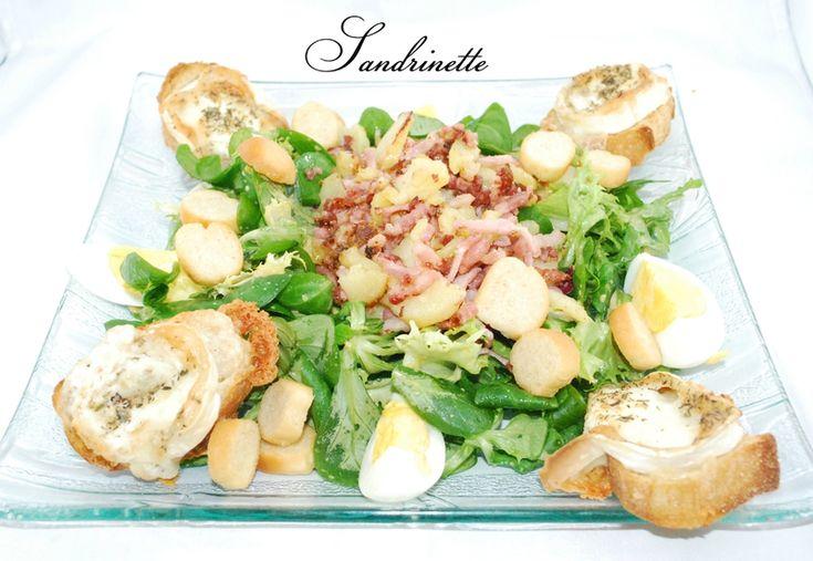 Salade campagnarde